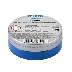 Felder - Lötfett 50gr Lehim Pastası