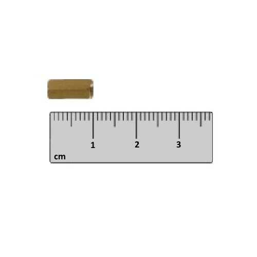 Dişi - Dişi - M3 10mm Metal Dişi-Dişi Aralayıcı - (Standoff)