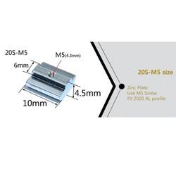 M5/20 T Kanal Somun - Thumbnail