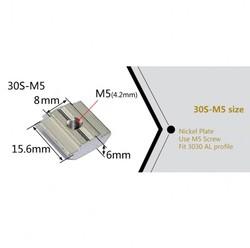 M5/30 T Kanal Somun - Thumbnail