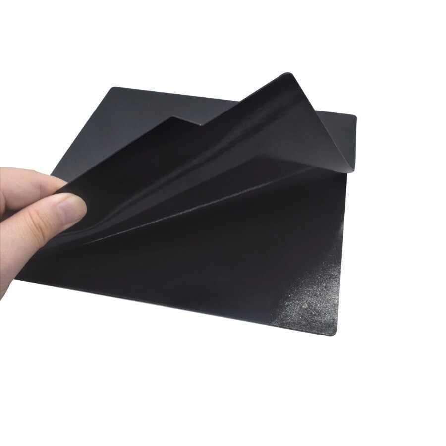3D Yazıcı Parçaları - 3D Yazıcı Manyetik Isıtıcı Tabla Yüzeyi - 310x310mm