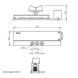 Makeblock Slide Potansiyometre Kartı - Thumbnail
