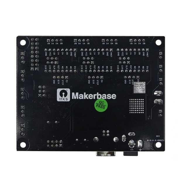 MKS DLC V2.0 CNC/Lazer Kontrol Kartı - GRBL