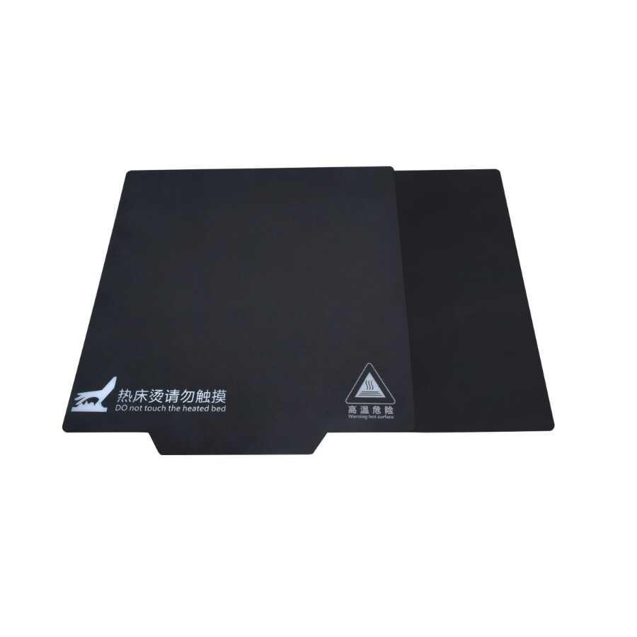 3D Yazıcı Manyetik Isıtıcı Tabla Yüzeyi - 220x220mm
