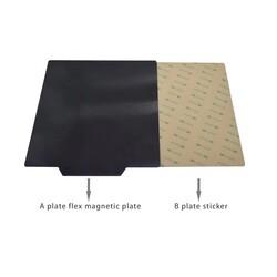 3D Yazıcı Manyetik Isıtıcı Tabla Yüzeyi - 220x220mm - Thumbnail
