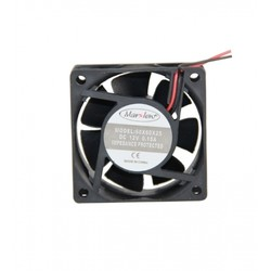 Marxlow 12V Fan - 60x60x25mm - Thumbnail
