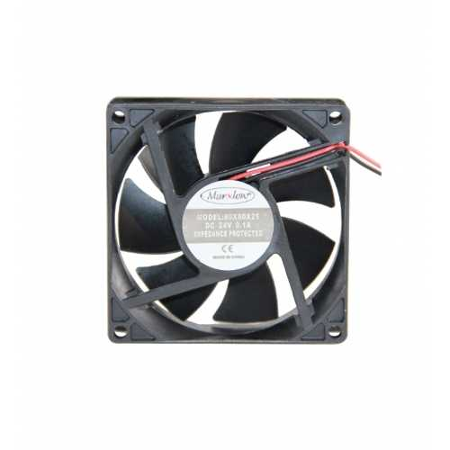 Marxlow 24V Fan - 80x80x25mm