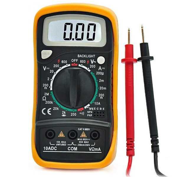 MAS 830L Dijital Multimetre
