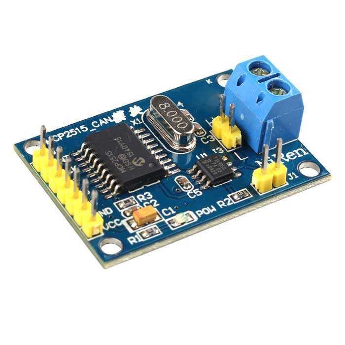 Çevirici - Dönüştürücü - MCP2515 CANBUS-SPI Modülü