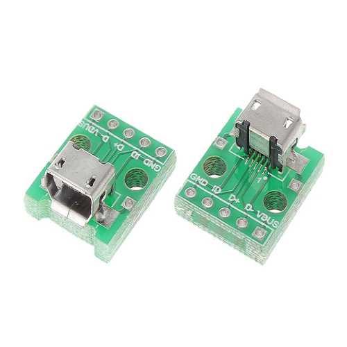 Çevirici - Dönüştürücü - Mikro USB Adaptör