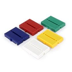 Mini Breadboard - Beyaz - Thumbnail