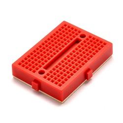 Mini Breadboard - Kırmızı - Thumbnail
