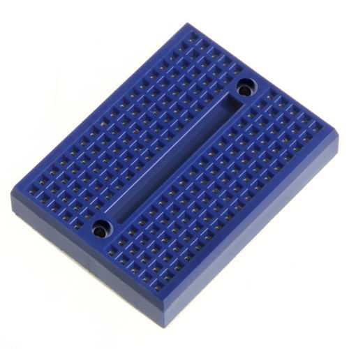 Mini Breadboard - Mavi