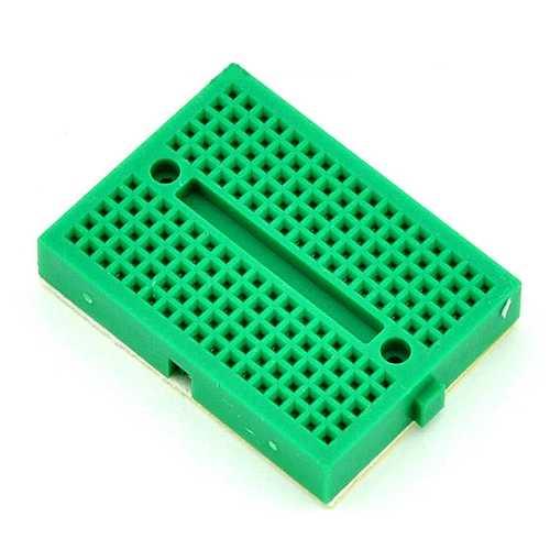 Mini Breadboard - Yeşil