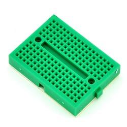 Mini Breadboard - Yeşil - Thumbnail