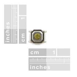 Mini Pushbuton Switch - SMD - Thumbnail