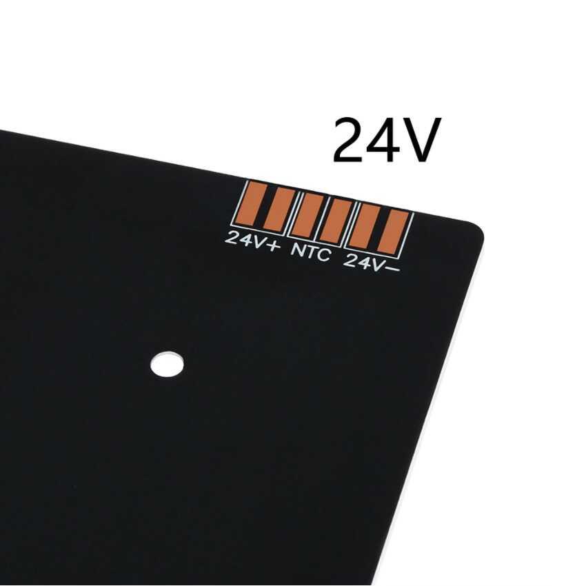 3D Yazıcı Parçaları - MK3 Isıtıcı Tabla- 24V/220W - 310x310mm