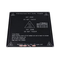 MK3 Isıtıcı Tabla Seti - 214x214mm - Thumbnail