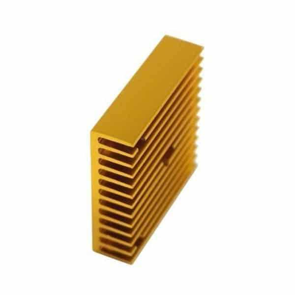 3D Yazıcı Parçaları - MK7-MK8 Extruder Heat Sink