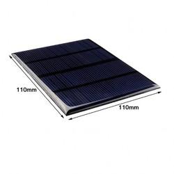 Monokristal Güneş Pili-12V/150mA-110x110mm - Thumbnail