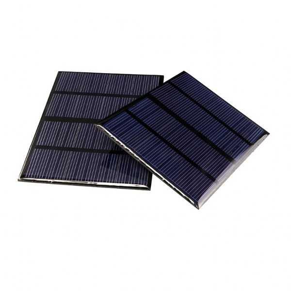 Monokristal Güneş Pili-12V/150mA-110x110mm