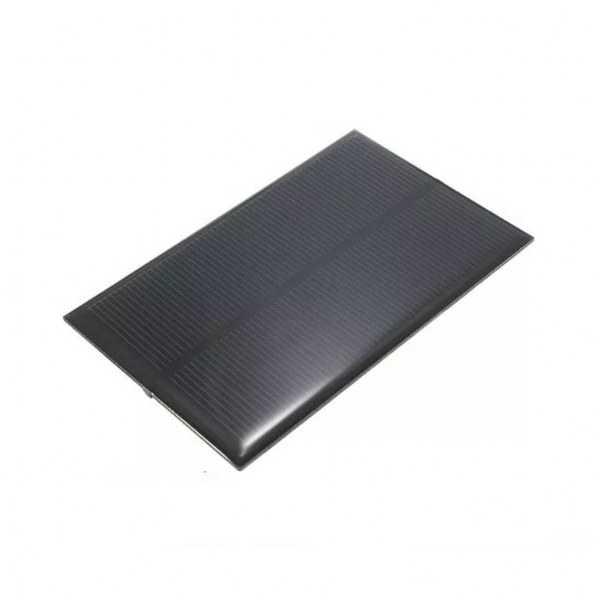 Güneş Paneli - Pili - Monokristal Güneş Pili-1.5V/500mA-110x70mm