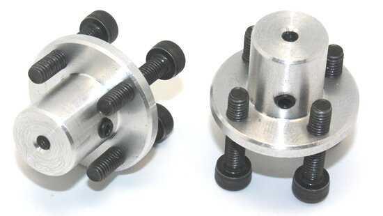 Motor Bağlantı Aparatı 3mm Delikli (2 Adet)