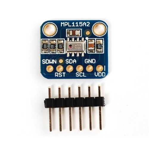 Çoklu Sensörler Kartı - MPL115A2 Açık Hava Basıncı ve Sıcaklık Sensörü