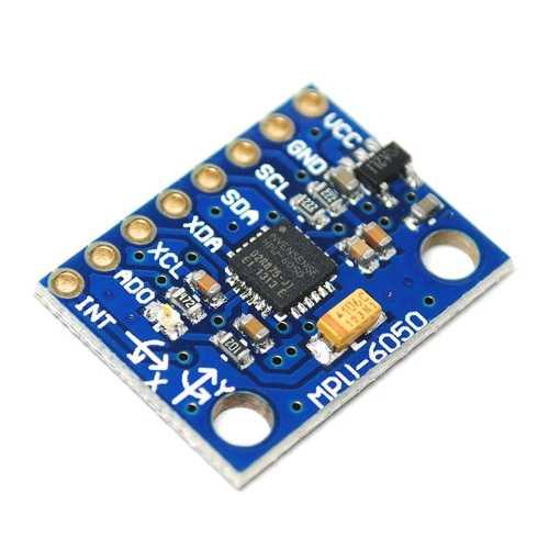 Açı - İvme - Jireskop - MPU6050 İvme ve Gyro Sensör Kartı