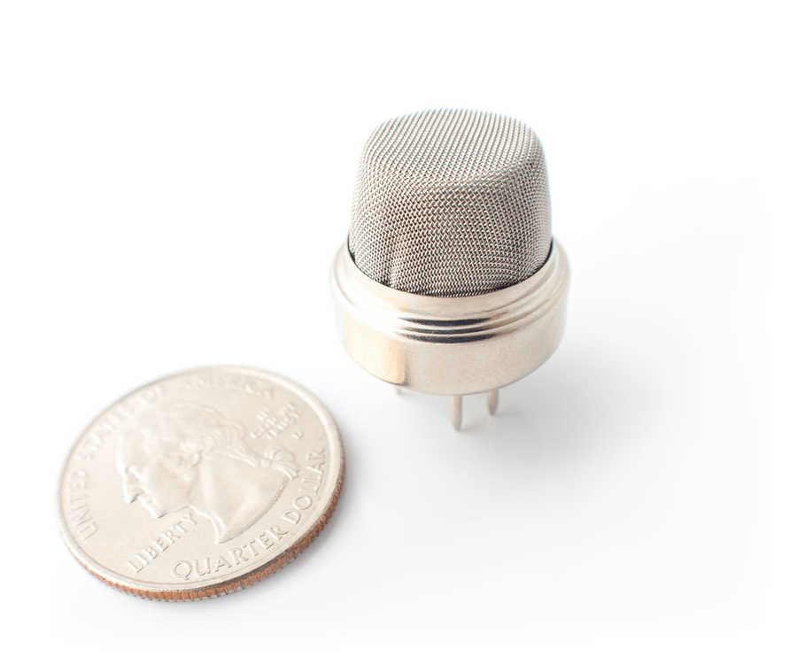 MQ-4 Metan (CNG) Sensörü