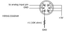 MQ-4 Metan (CNG) Sensörü - Thumbnail