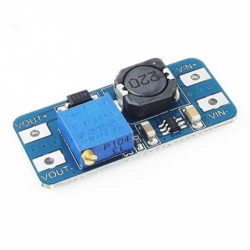MT3608 Ayarlanabilir DC/DC Voltaj Regülatörü