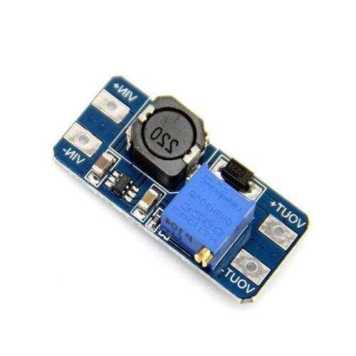 Voltaj Regüle Kartları - MT3608 Ayarlanabilir DC/DC Voltaj Regülatörü