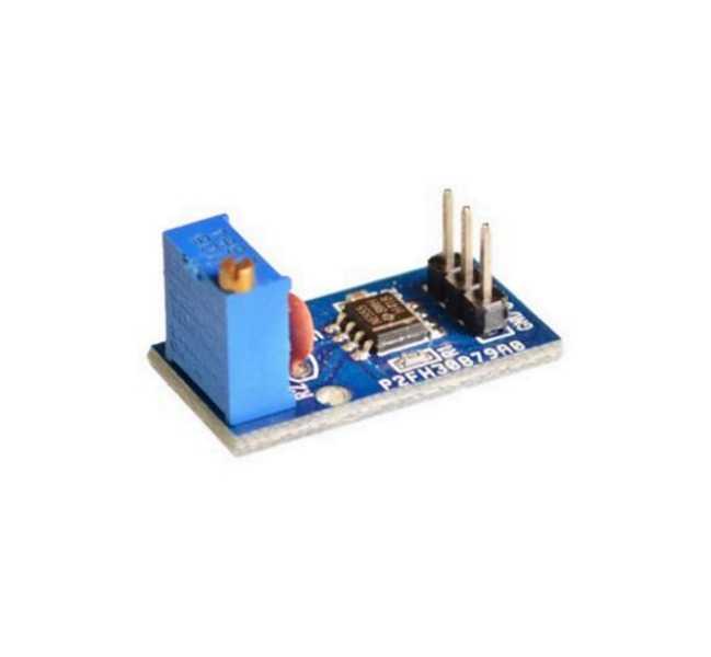 NE555 Ayarlanabilir Pulse Modülü