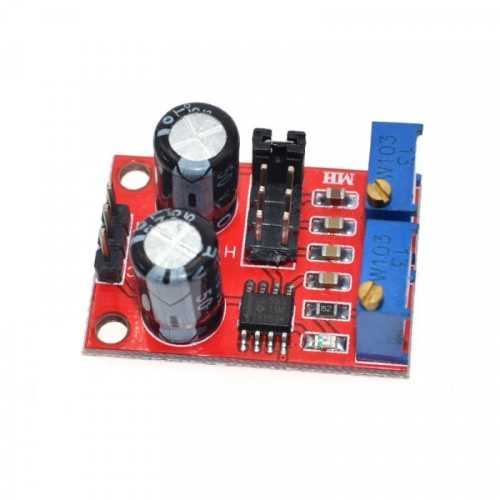 Sinyal Üretici Modüller - NE555 Darbe Modülatörü (1Hz-200KHz)