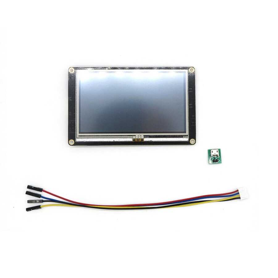 4.3 inch Nextion Enhanced HMI TFT LCD Touch Display