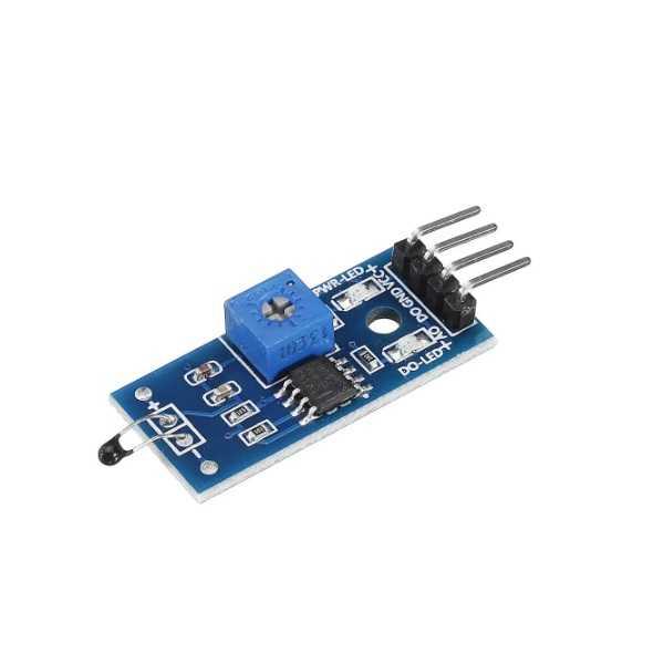 Sıcaklık - Nem - NTC Termistör Sensörü Kartı