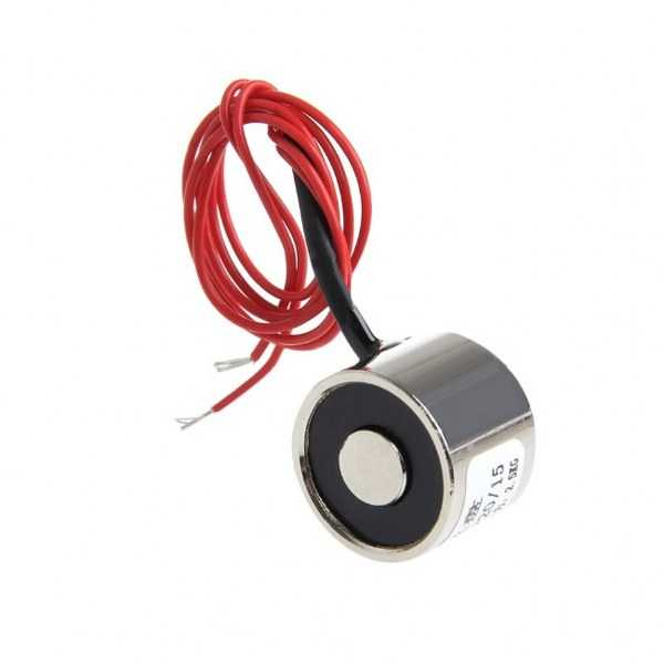 P20/15 Elektro Mıknatıs-2.5 kg