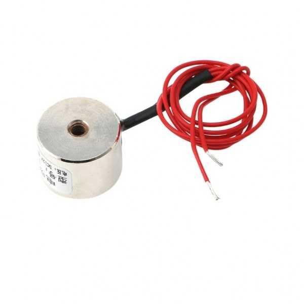 Mıknatıs - P20/15 Elektro Mıknatıs-2.5 kg