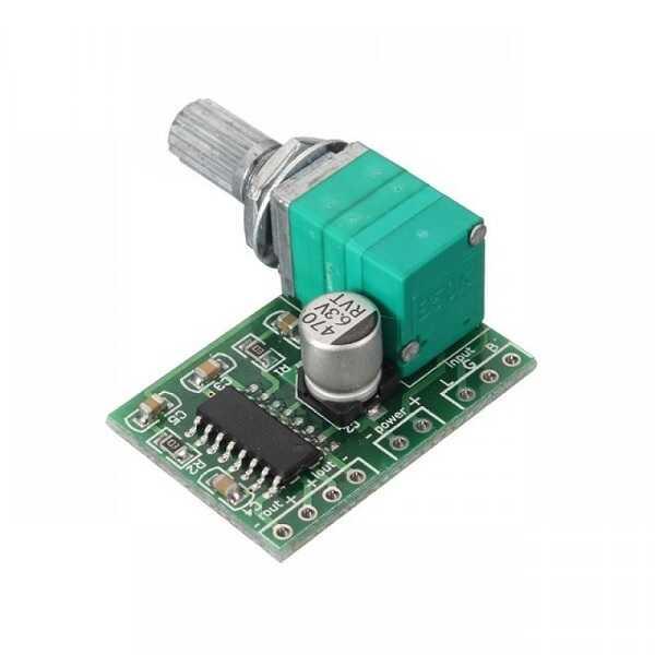 Pam8403 2x3w Mini Dijital Amfi Devresi 5V