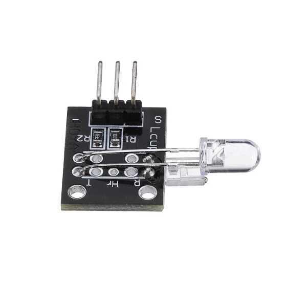 Diğer Sensörler - Parmak Nabız Ölçer Sensör - KY-039