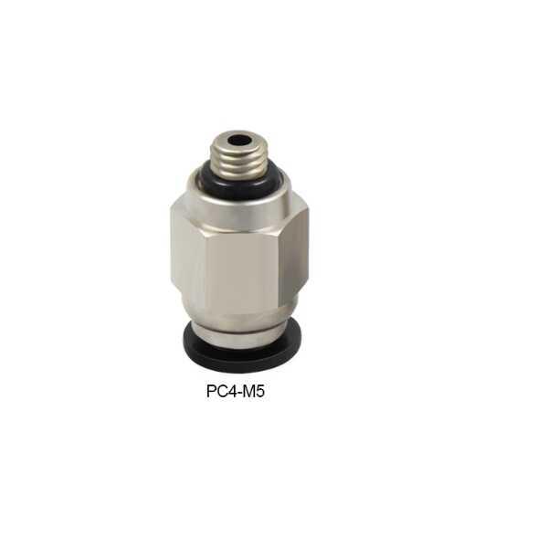 PC4-M5 Pnömatik Konnektör