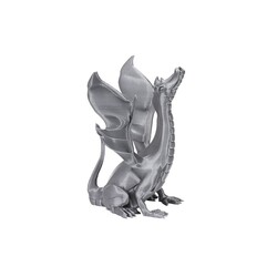 Porima PLA Filament Gümüş RAL7046 1.75mm 1000g - Thumbnail
