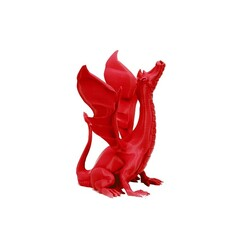Porima PLA Filament Kırmızı RAL3020 1.75mm 1000g - Thumbnail