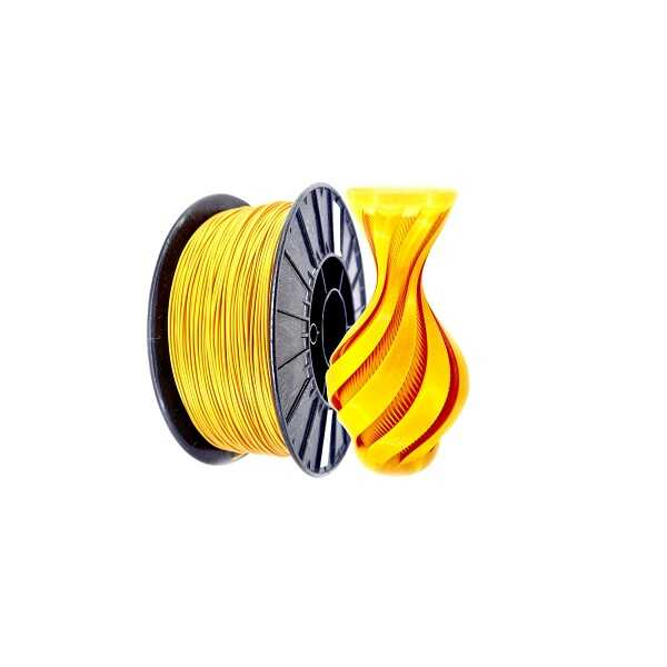 Porima PLA Premium Filament Gold 1.75mm 1000g