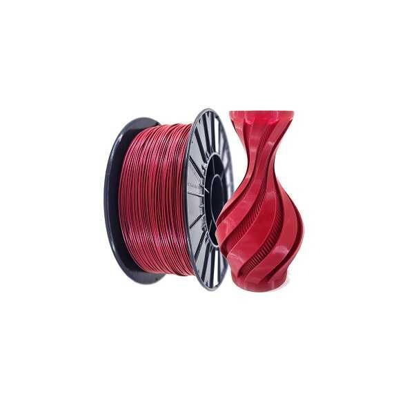 PLA - PLA+ - Porima PLA Premium Filament Yakut Kırmızı 1.75mm 1000g