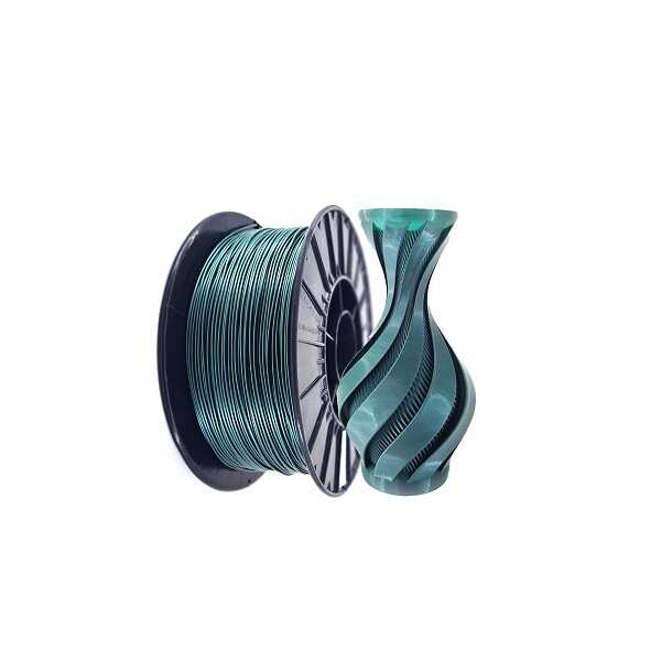 Porima PLA Premium Filament Zümrüt Yeşil 1.75mm 1000g
