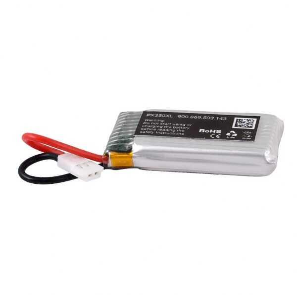 Power-Xtra PX350XL 1S 3.7V 350 mAh(25C) Li-Po Pil