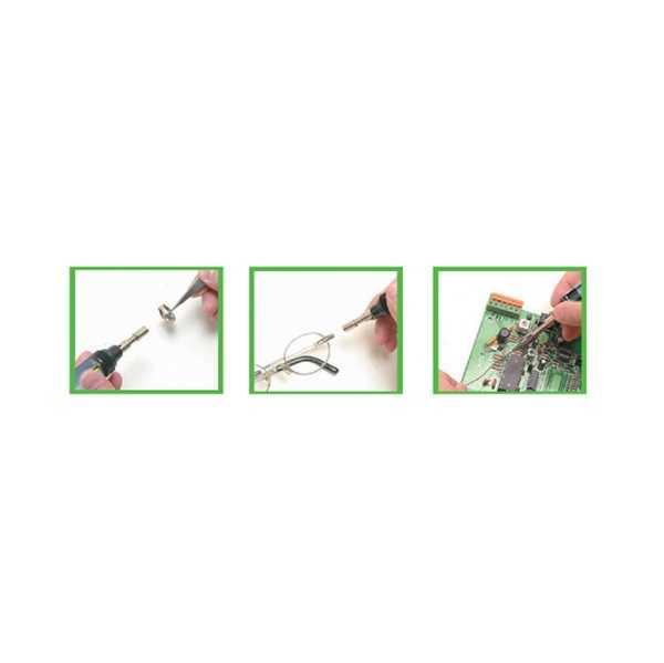 Proskit Gazlı Havya - 8PK-101-2