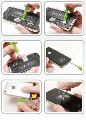 Proskit IPhone Tornavida Seti - PK-9110
